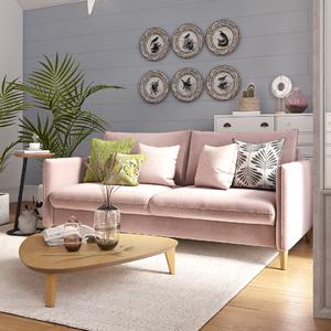 Mons - 3-местный диван-кровать, шагающая еврокнижка