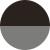 Серый пыльный/Черный графит