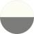 Белый премиум/Cерый пыльный